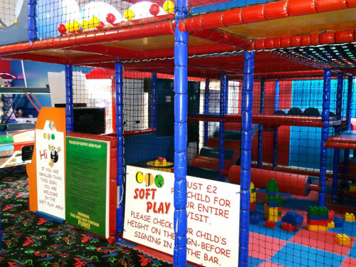 Soft Play Area 1